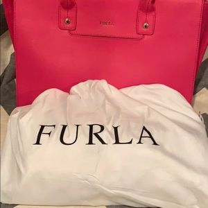 Fuels Brand New Large Size Leather Tote